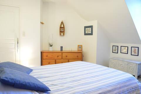Chambre à louer dans maison à 6 km de Mayenne