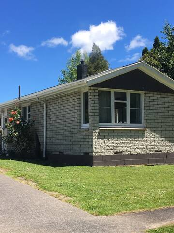 Turangi townhouse