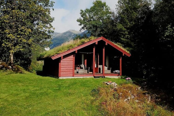 4 star holiday home in Olden
