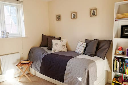 Beautiful Double Room with Private Bathroom