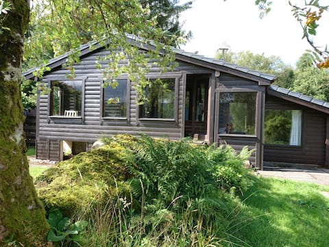 Tarbet Lodge where relaxation comes naturally