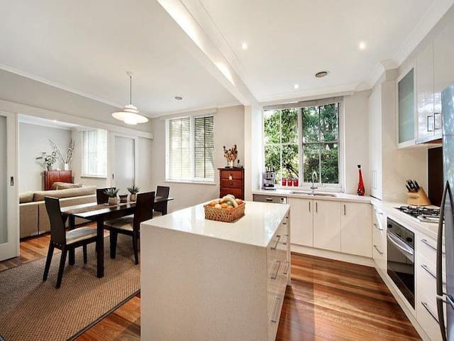 Great, centrally located apartment - South Yarra - Appartamento