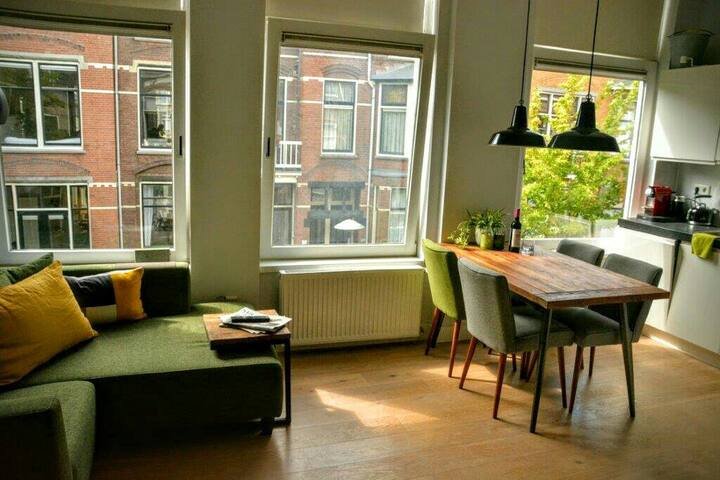 Cosy and very central apartment - Utrecht - Apartamento