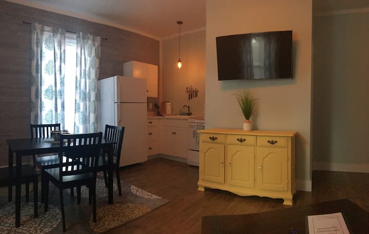 2R - Village of Cooperstown, Renovated Apartment