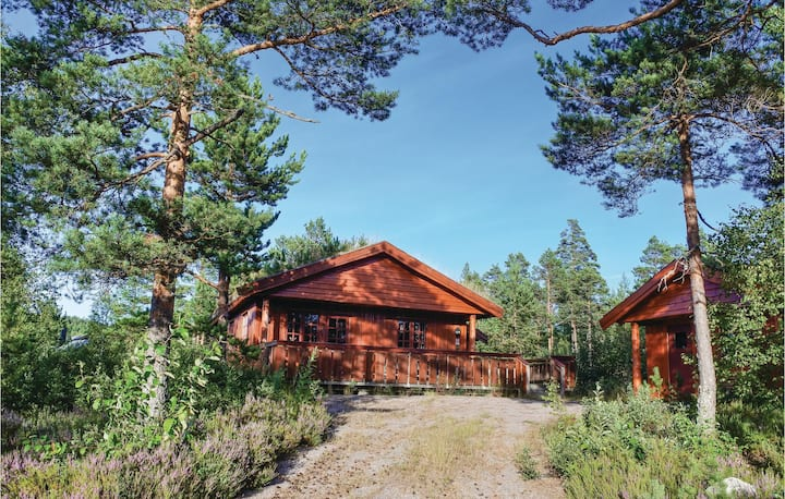 Amazing home in Åmli with 2 Bedrooms