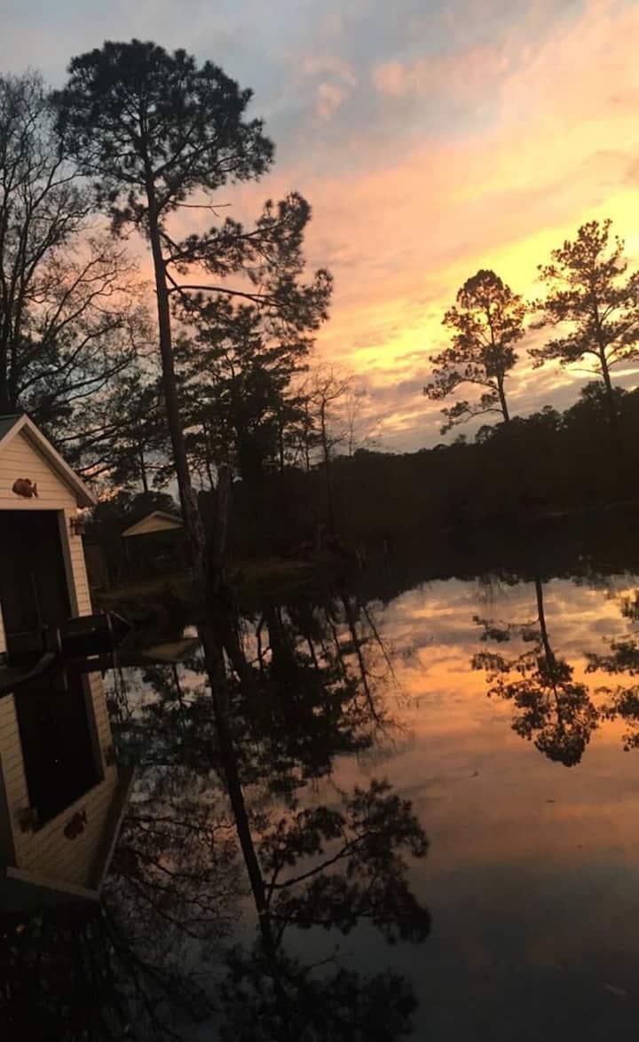 New River guest house between Savannah & HH Island