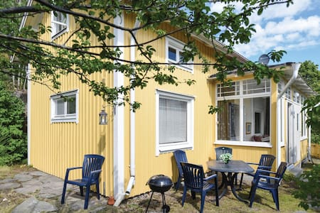 Holiday cottage with 2 bedrooms on 83m² in Dals Rostock