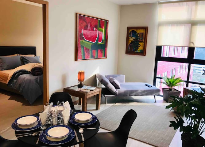 Excepcional apartment in new Polanco