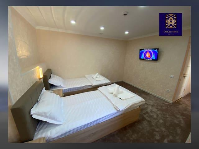 Oldcity-Hotel, Tashkent-City