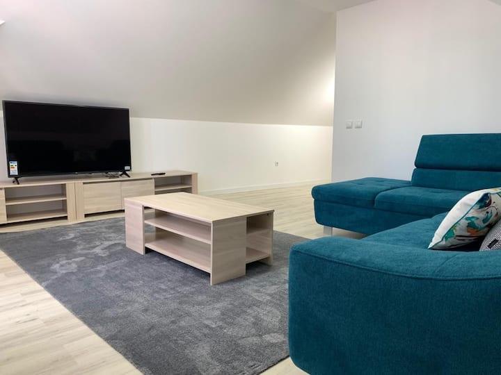 Pérola de Gil Vicente - Apartamento dúplex Setúbal