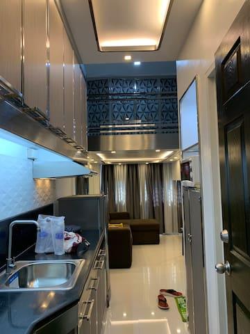 Affordable & Cozy Loft type Condo