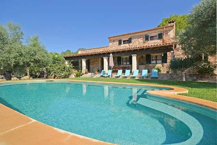 Cocons - Country house with pool in Sineu