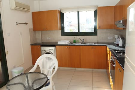 Beautiful 2-bedroom apartment - Larnaca