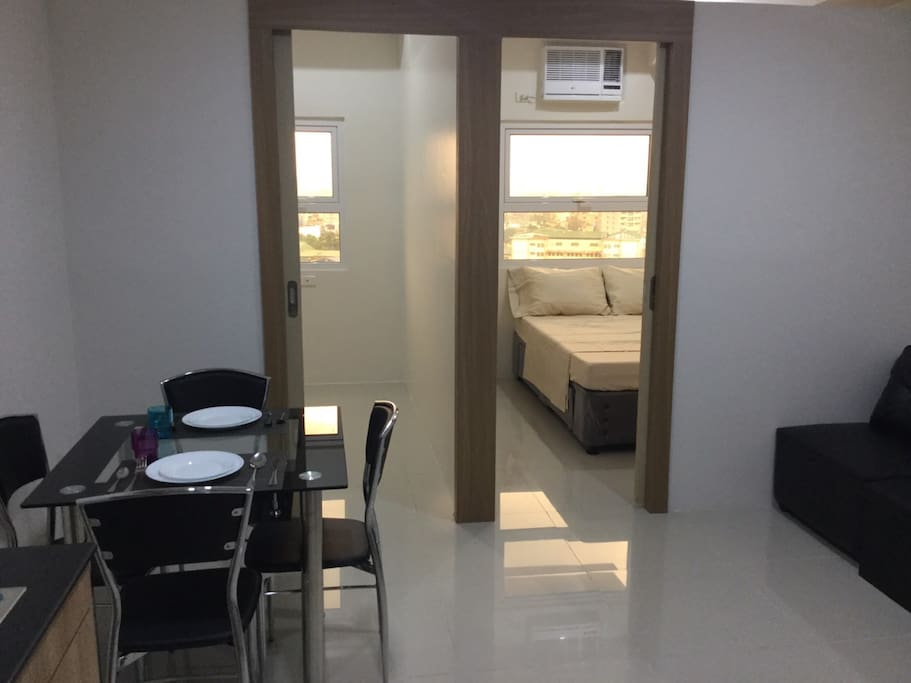 2 bed room unit