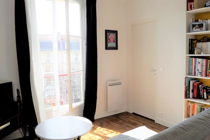 Superb and cozy apartment at 3 minutes from Nation - Pariisi - Huoneisto