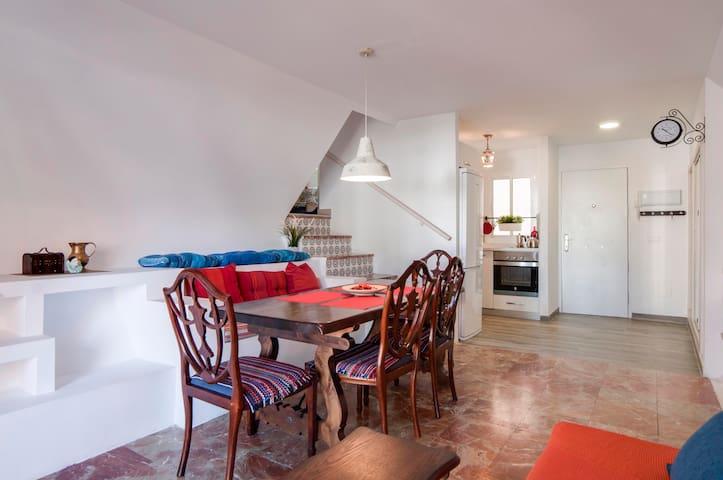 Quiet flat in Torremolinos center - Torremolinos