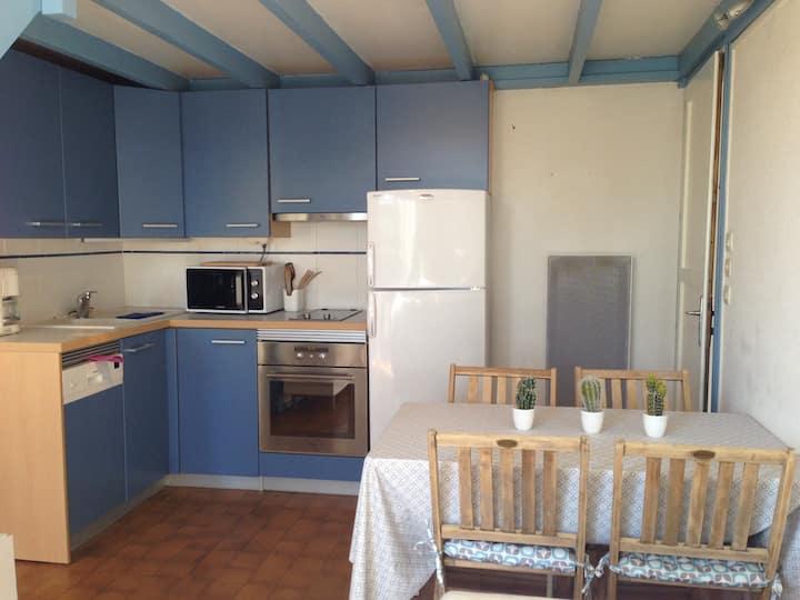 Charmant appartement tres bien situé à Capbreton