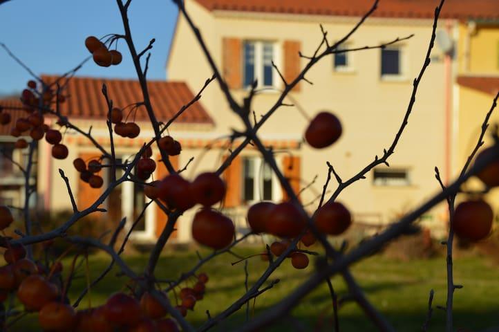 House in Hauterives