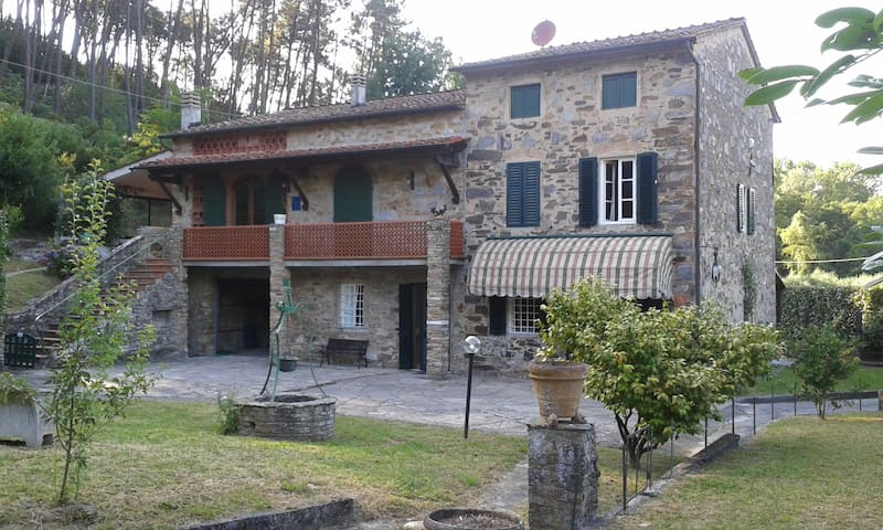 Farmhouse apartment near Lucca. - Capannori - Apartment