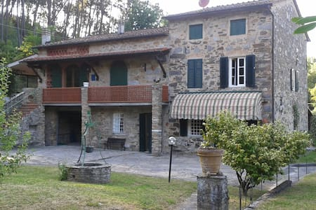 Farmhouse apartment near Lucca. - Capannori - Pis