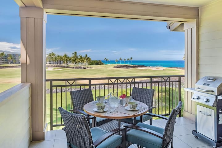 Limited time Jaw-Dropping Rates for Best Ocean Views + Location @ Hali'i Kai 12G