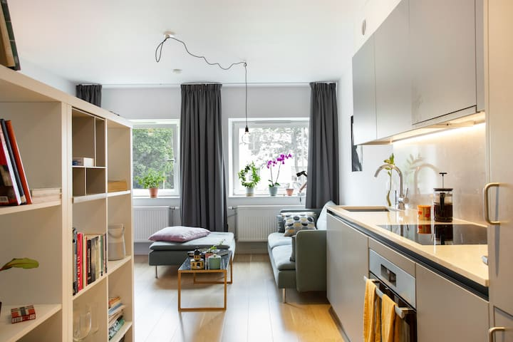 New built apartment in South of Stockholm