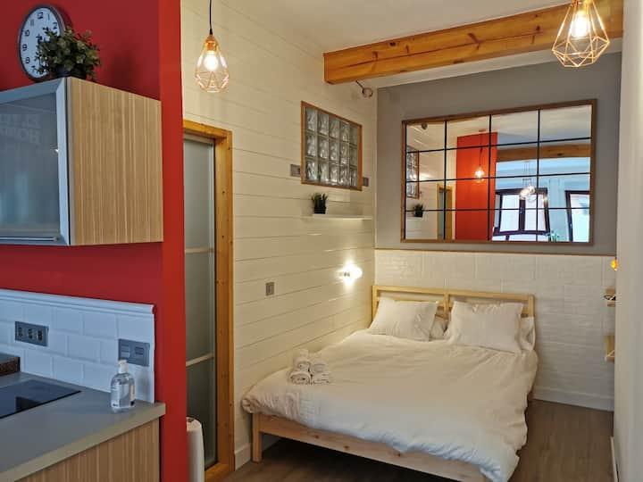 Pequeño loft 35m2- estudio ideal para una familia