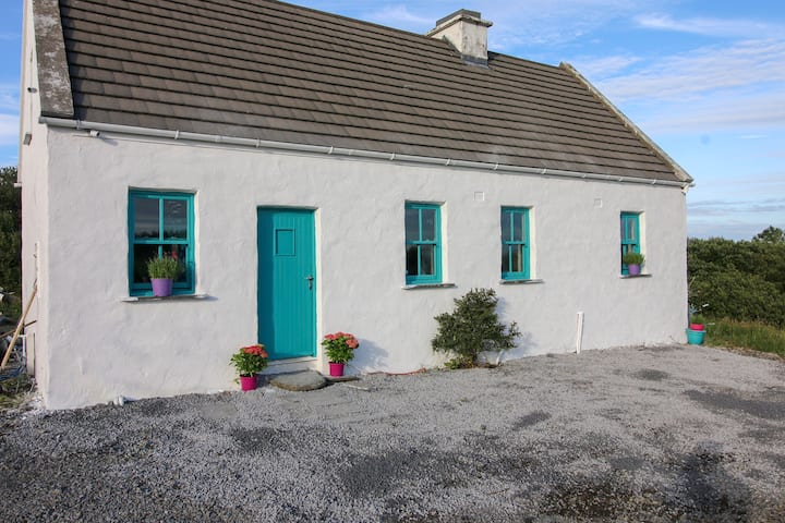 Newly renovated Irish cottage