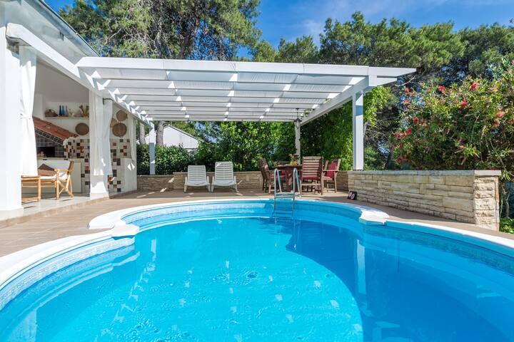 Beautiful Villa Vladimir with Swimming pool