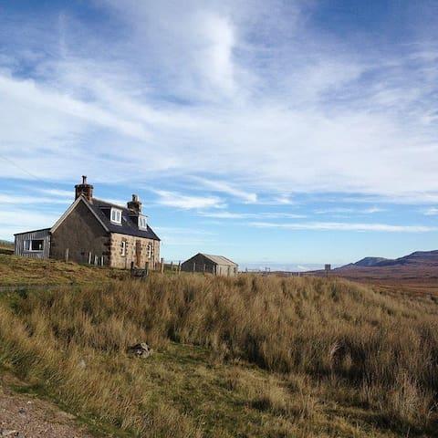 Carbreck House - A highland getaway - Highland - House