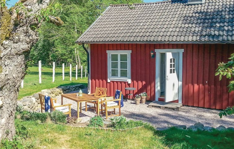 Holiday cottage with 1 bedroom on 65 m² in Ljungby