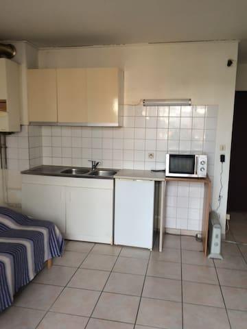 Appartement dans résidence