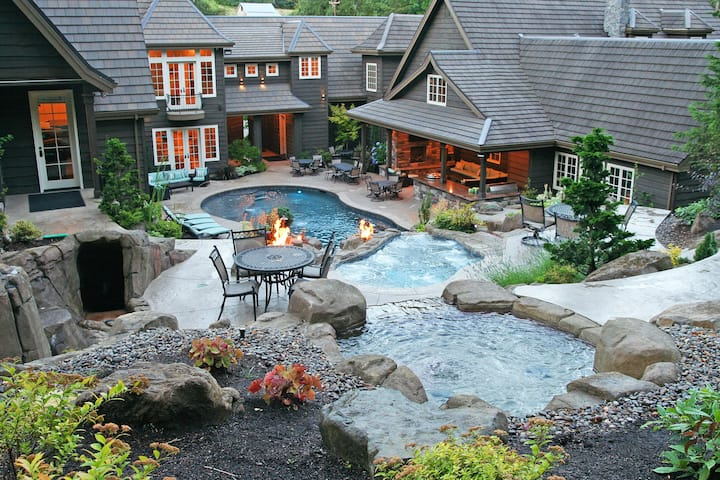 Luxury Estate for Executive or Wellness Retreat