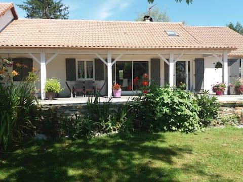 2 Chambres dans Maison au calme avec grand jardin