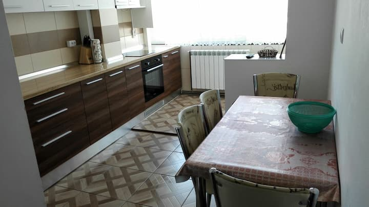 Apartament Madalina