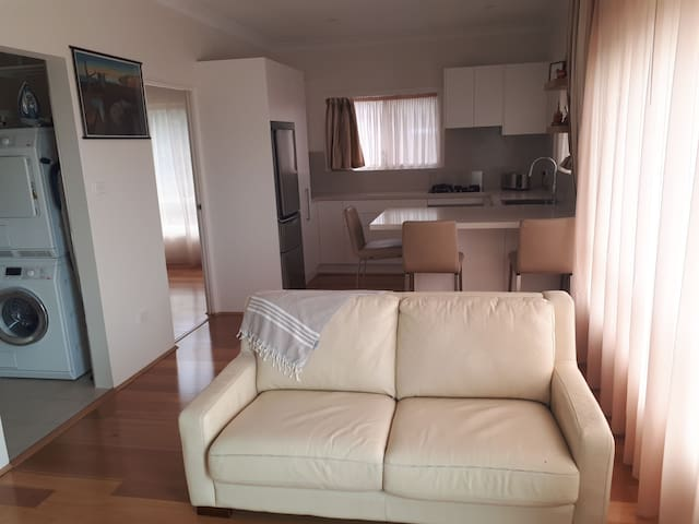 """2BR with perks in """"God's country"""" 700 mtr to 🏖"""