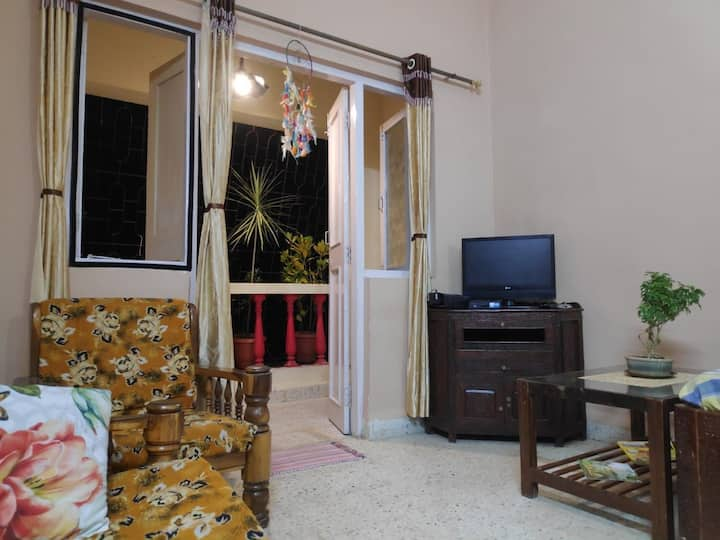 Holiday Apartment Close to Candolim beach