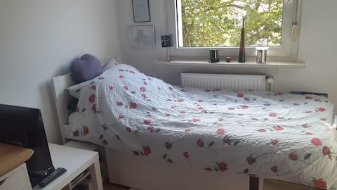Nice & sweet guestroom in the heart of Münster