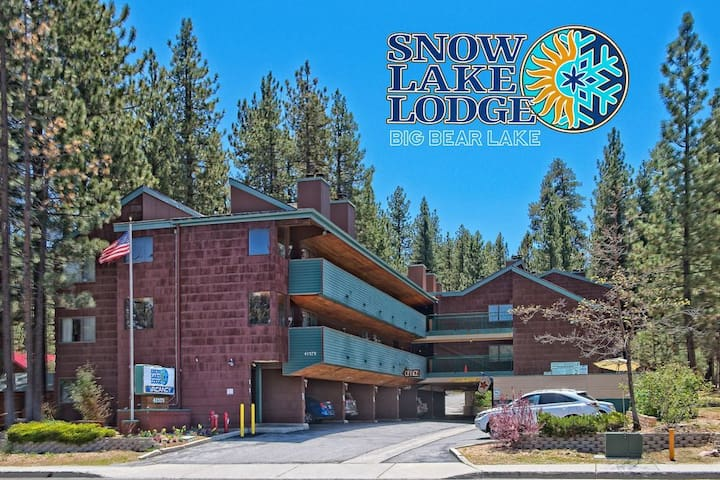 Spend July 4th wk in Big Bear Lake (1bd/2ba condo)