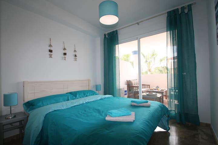 Bel appartement sur la Costa Del Sol à Estepona