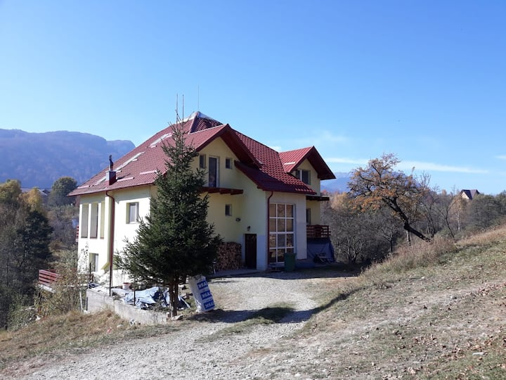 The Christalin House near to Bran Castle – Room 4