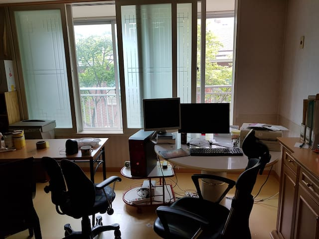 Fully furnished holiday  home korea