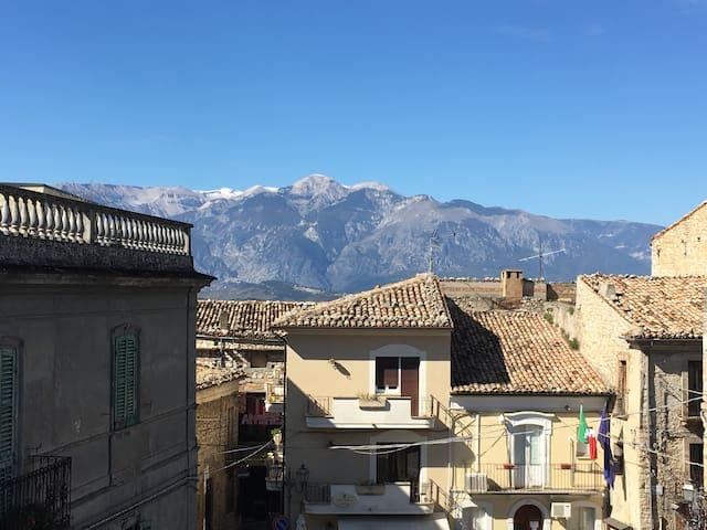Vista Maiella - Archi