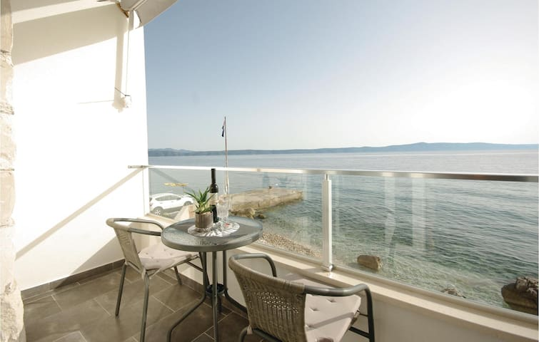 Holiday apartment with 1 bedroom on 30m² in Drasnice