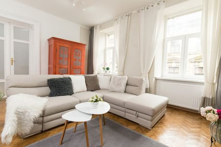 Spacious artistic flat in the heart of Timisoara