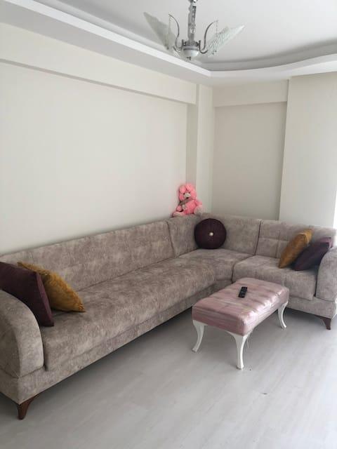 Akhisar günlük kiralık daire Manisa/Akhisar