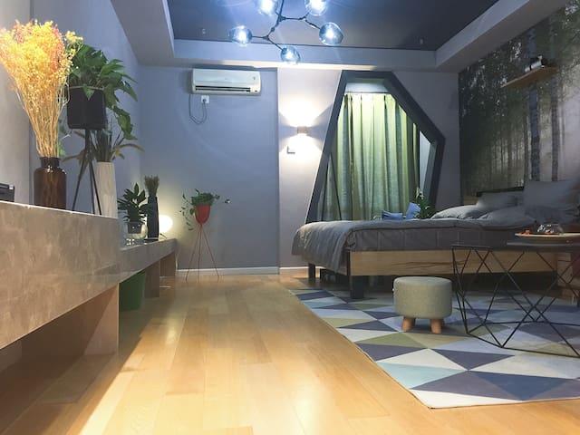WangjingSOHO/APT/ Home Theater Studio/798/1BR