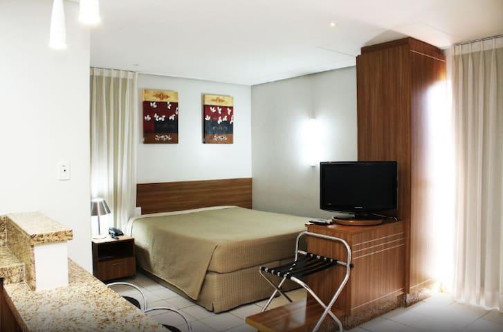 Hotel Flat no Setor Oeste - Goiânia
