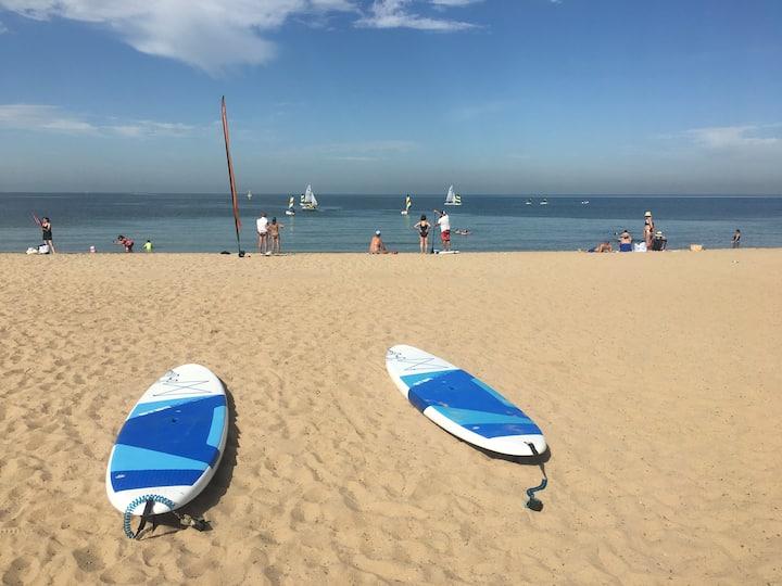 Elwood/St Kilda by the Beach