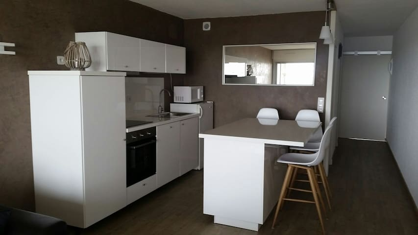Bel appartement en front de mer, charme et confort - Marseillan - Apartment